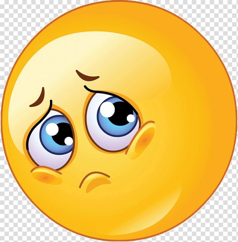 Emoji Smiley Sadness Emoticon , goodbye transparent.