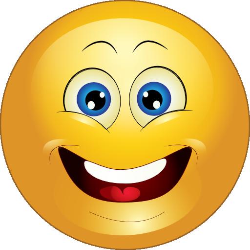 Smiley Emoticons Clipart.