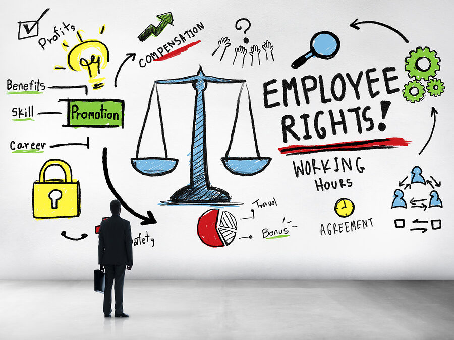 Employment Law Clipart.