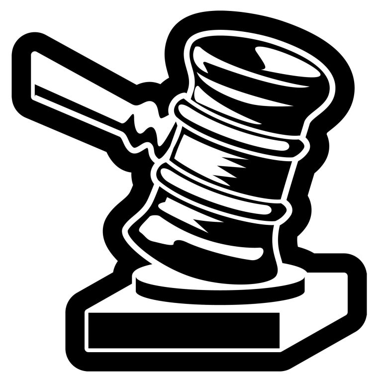 2378 Law free clipart.
