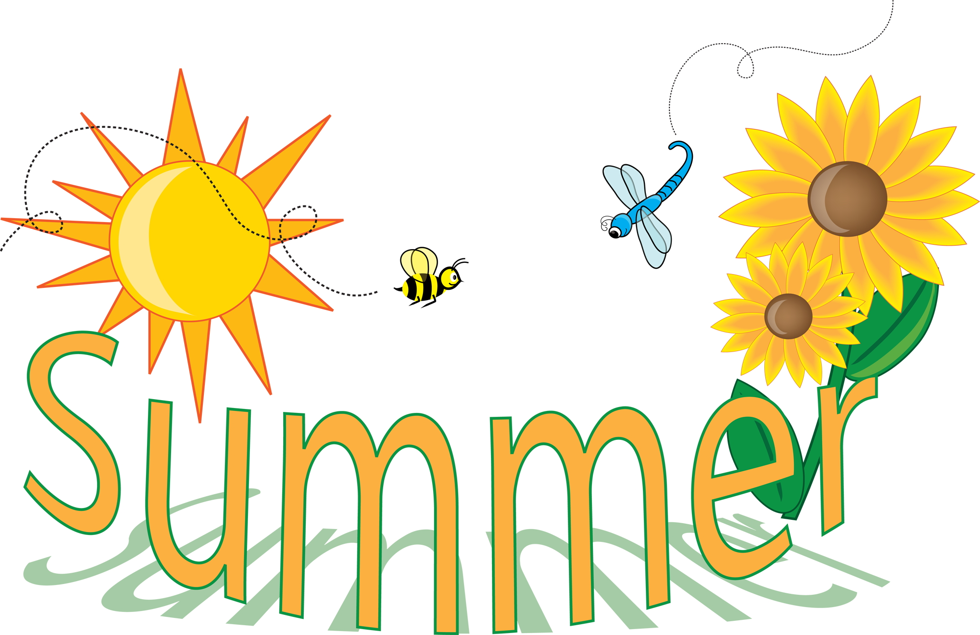 Free end of summer clipart 4 » Clipart Station.