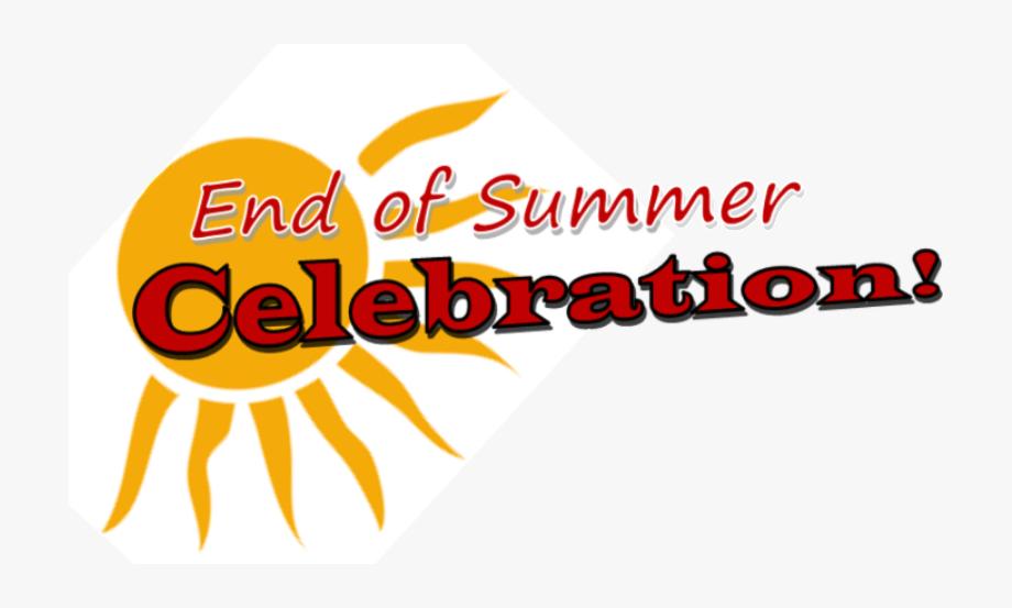 End Of Summer Celebration, Cliparts & Cartoons.
