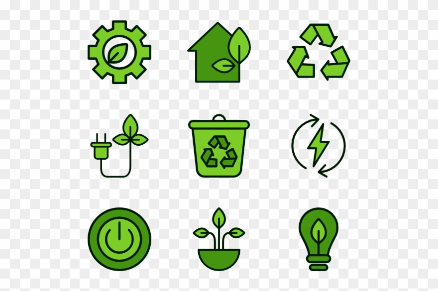 Renewable Energy Icon Png Clipart (#1134268).