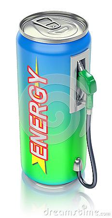 Energy Drink Stock.