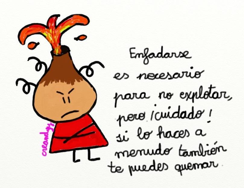 CREANDYY PEDAGOGA: ENFADOS.