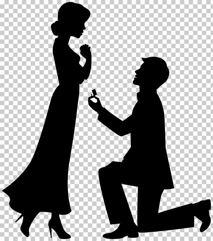 Marriage proposal Drawing Engagement , others PNG clipart.