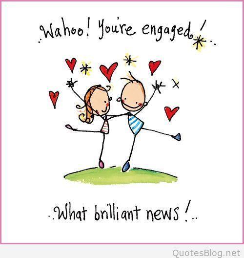 Clipart engagement congratulations 8 » Clipart Portal.