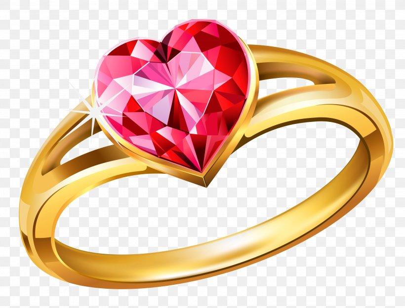 Wedding Ring Clip Art, PNG, 3107x2367px, Ring, Diamond.