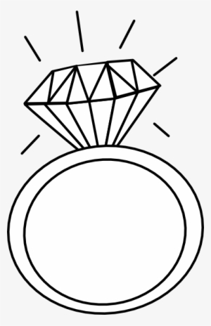 Engagement Ring Clipart PNG Images.