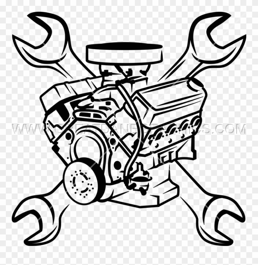 Vector Free Download Collection Of Engine.