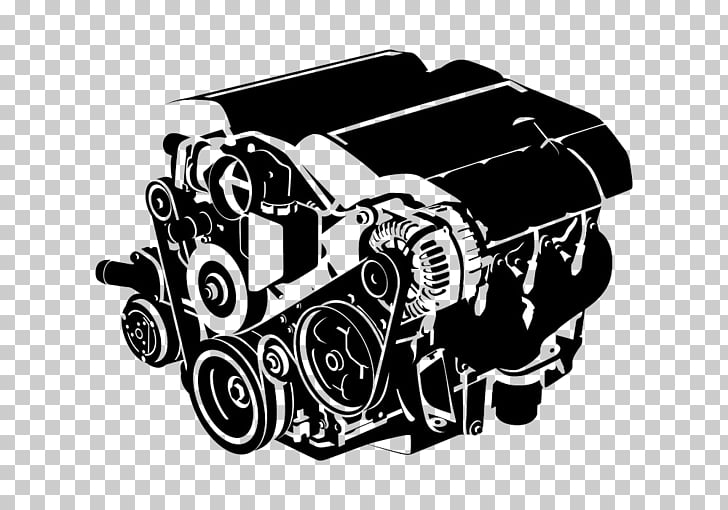 Car Engine Free content , Hand.