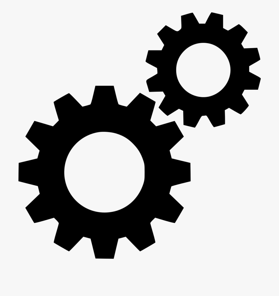 Gear Clipart Engine Gear.