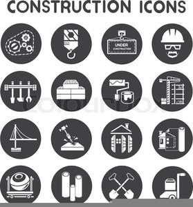 Engineering Clipart Symbols.