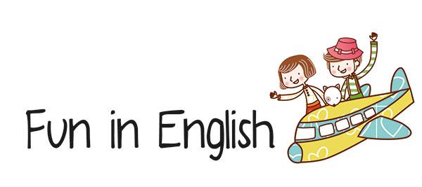 Fun in English.
