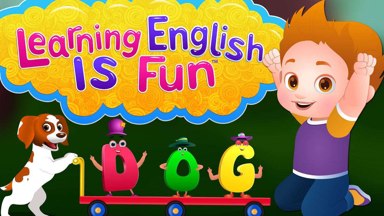Learning English Is Fun Official Trailer.