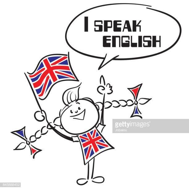 60 Top English Language Stock Illustrations, Clip art, Cartoons.
