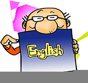 Free English Language Clipart.