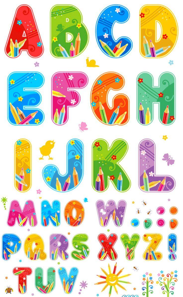 17 Best images about Alphabet.