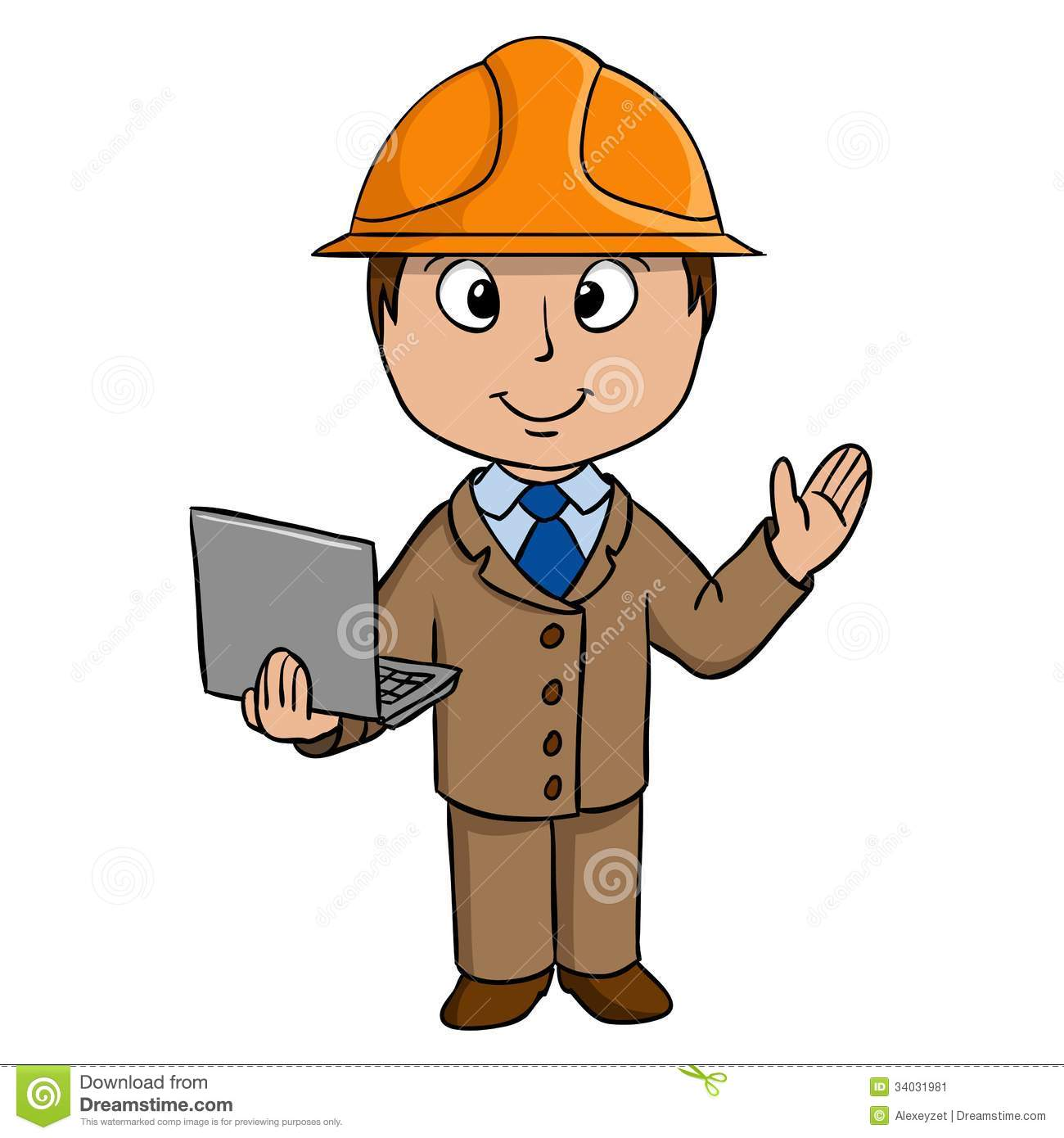 Engineer Clipart Images.