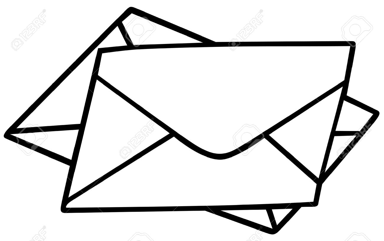 Envelopes clipart 4 » Clipart Station.