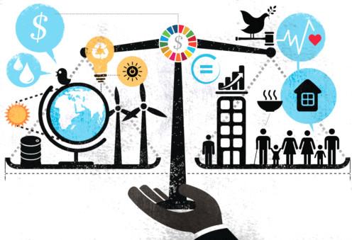 Unsustainable development goals?.