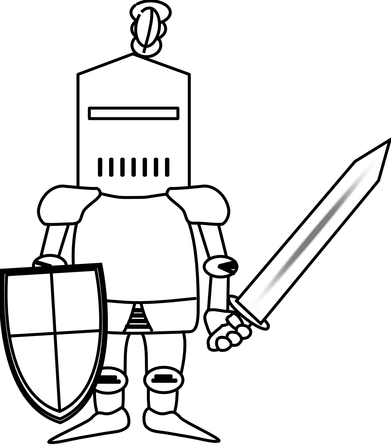 Knight Clip Art In Vector Or Eps Format Free.