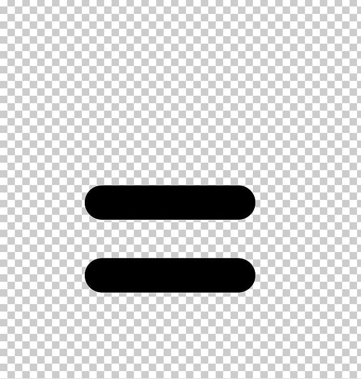 Equals Sign Equality Symbol PNG, Clipart, Black, Character, Clip Art.