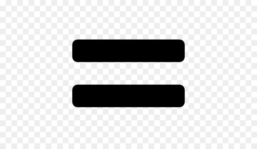 Equals Sign png download.