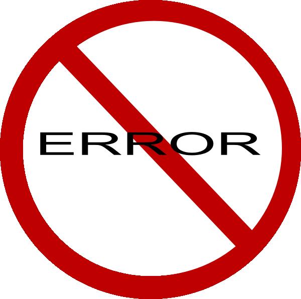 No Error Sign Clip Art at Clker.com.