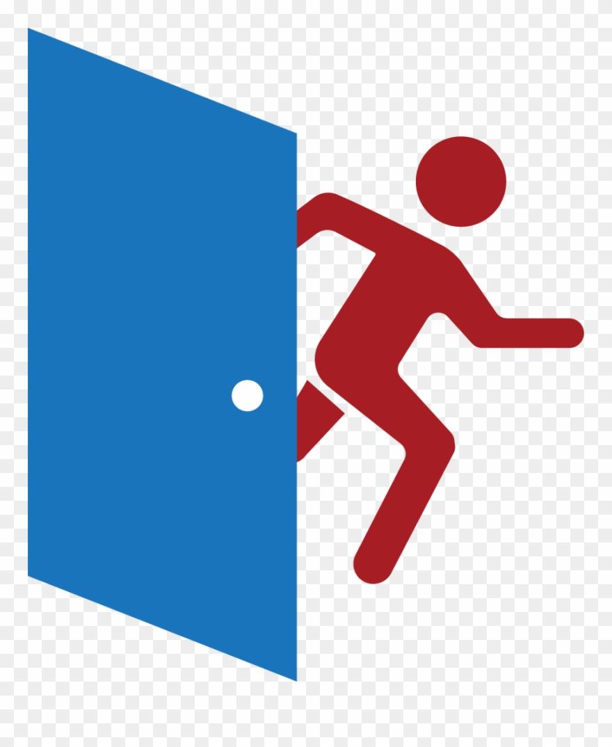 Exit Clipart Escape.