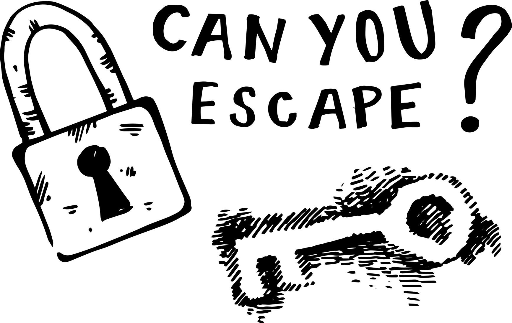 Escape clipart 7 » Clipart Station.