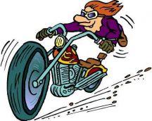 Avoid over speeding.