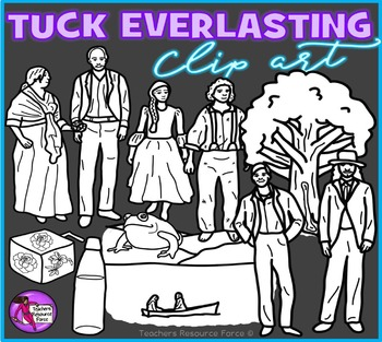 Tuck everlasting clipart 4 » Clipart Station.