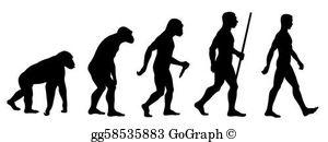 Evolution Clip Art.