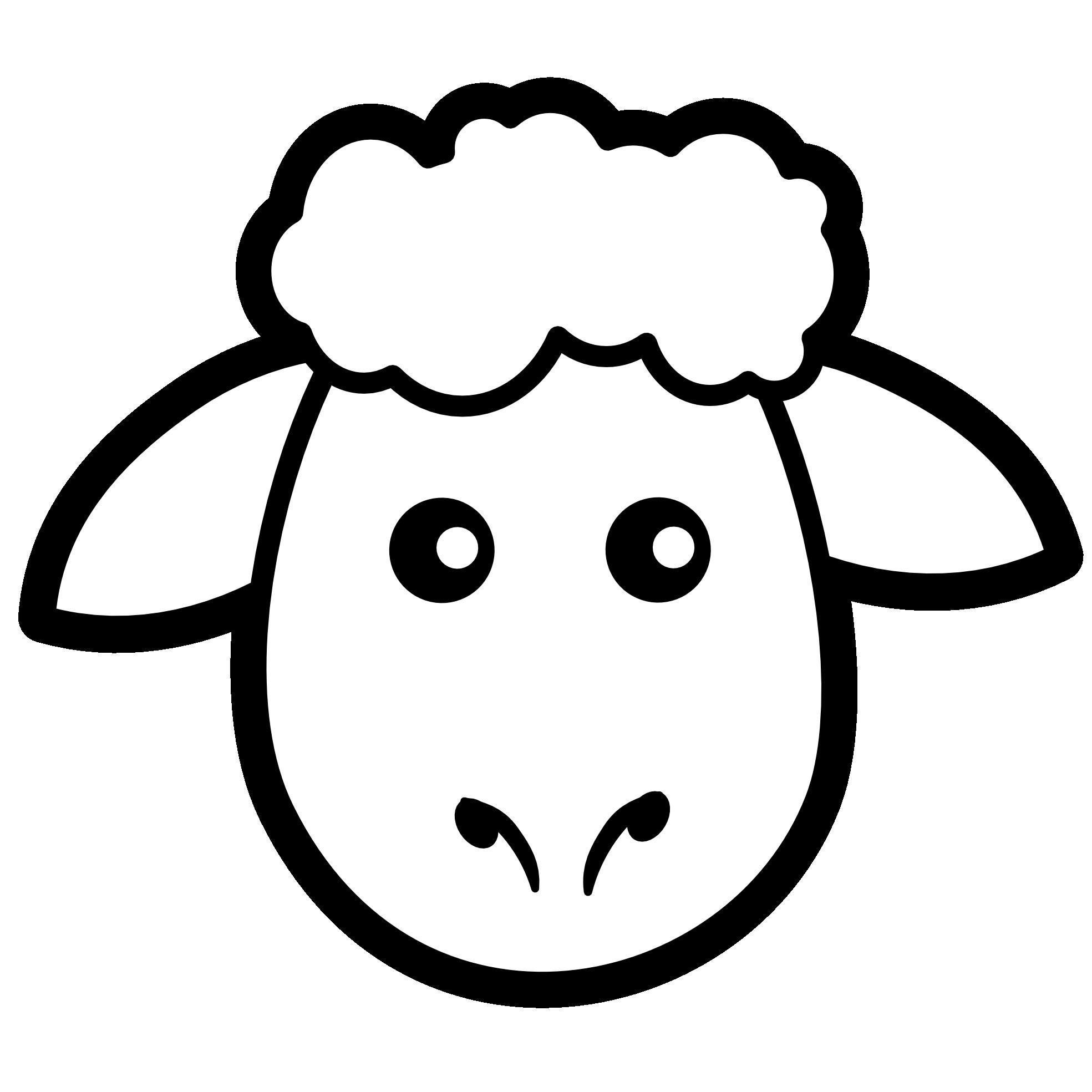 Clipart sheep ewe, Clipart sheep ewe Transparent FREE for.