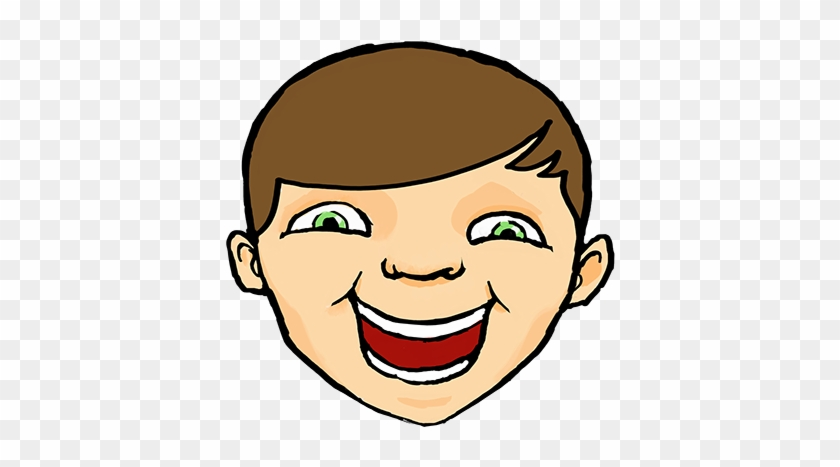 Download Free png 00 Excited Boy Face Clipart Free Transparent PNG.