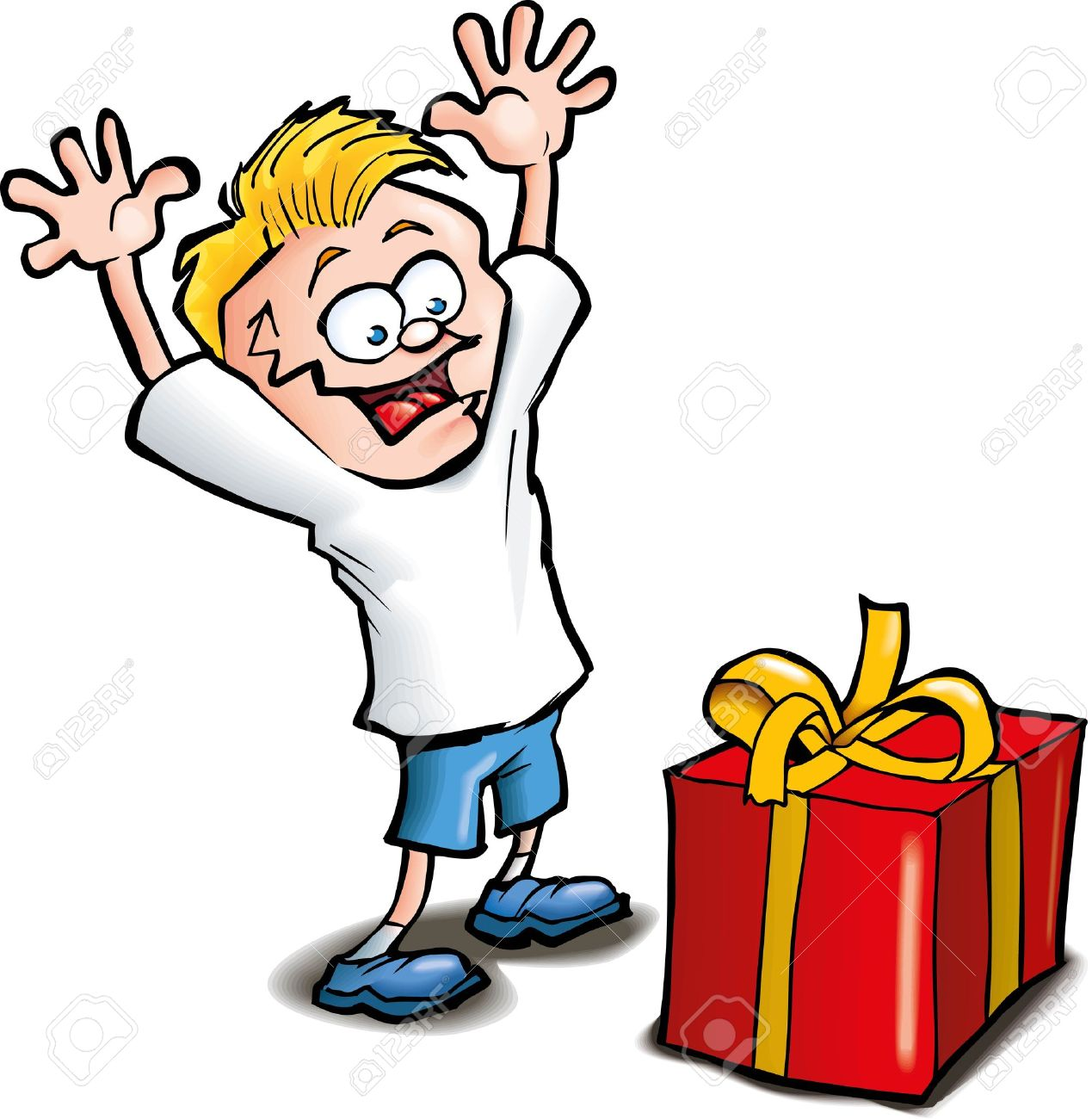 Excitement clipart 5 » Clipart Station.