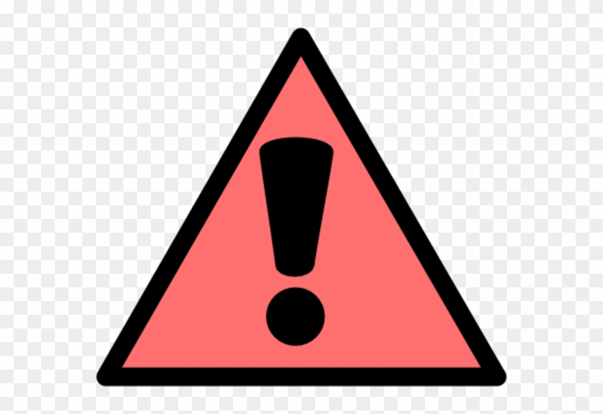 Exclamation Point Exclamation Mark Warning Sign Vector.