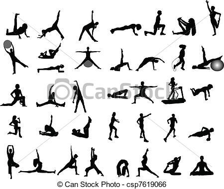 Physical exercise Illustrations and Clip Art. 13,857 Physical.
