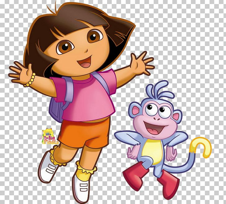 Dora The Explorer Television Show Cartoon PNG, Clipart, Art.