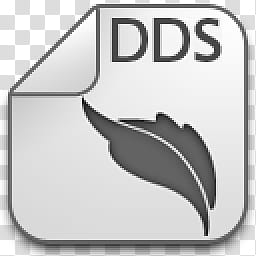 Albook extended , DDS file extension icon transparent.