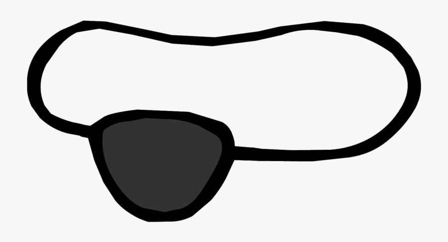 Eyepatch Clip Art.