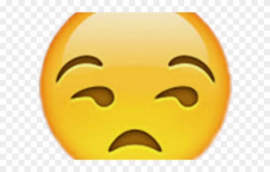 Emoji Clipart Boring.