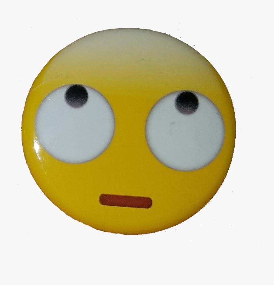 Eye Roll Emoji Png.