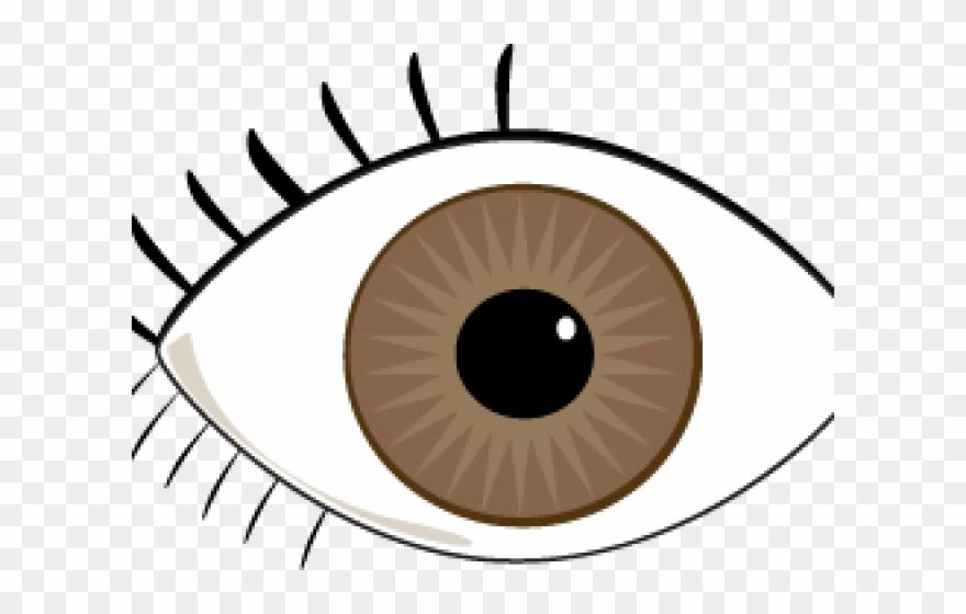 Blue Eyes Clipart Brown Eye.