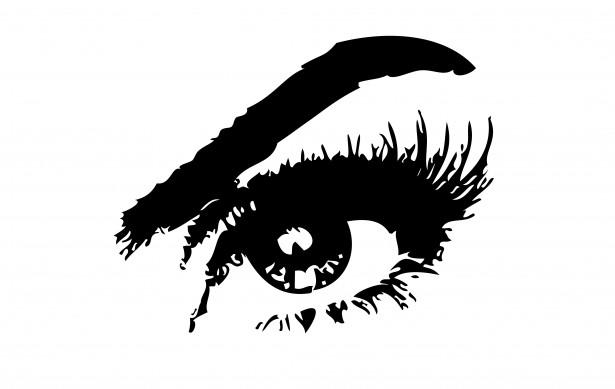Eye Clipart Free Stock Photo.