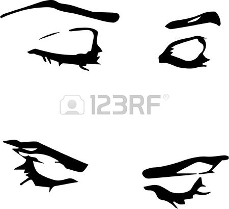 4,438 Closed Eyes Cliparts, Stock Vector And Royalty Free Closed.