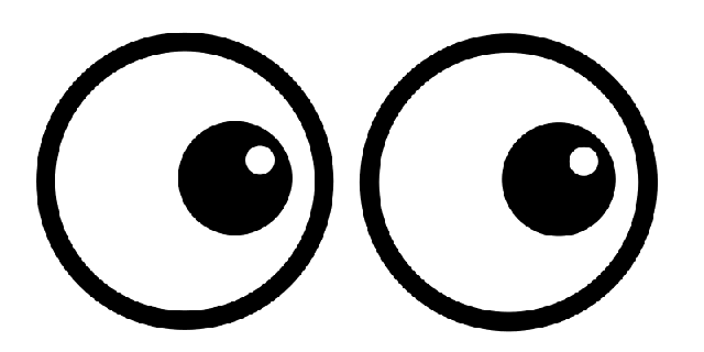 Clipart Eyes.