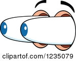 Eyes Bugged Out Clipart.