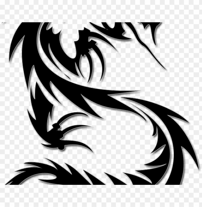 dragon tattoos clipart face.